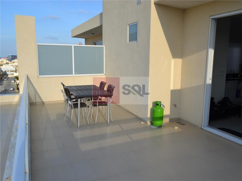 Penthouse in Swieqi To Rent