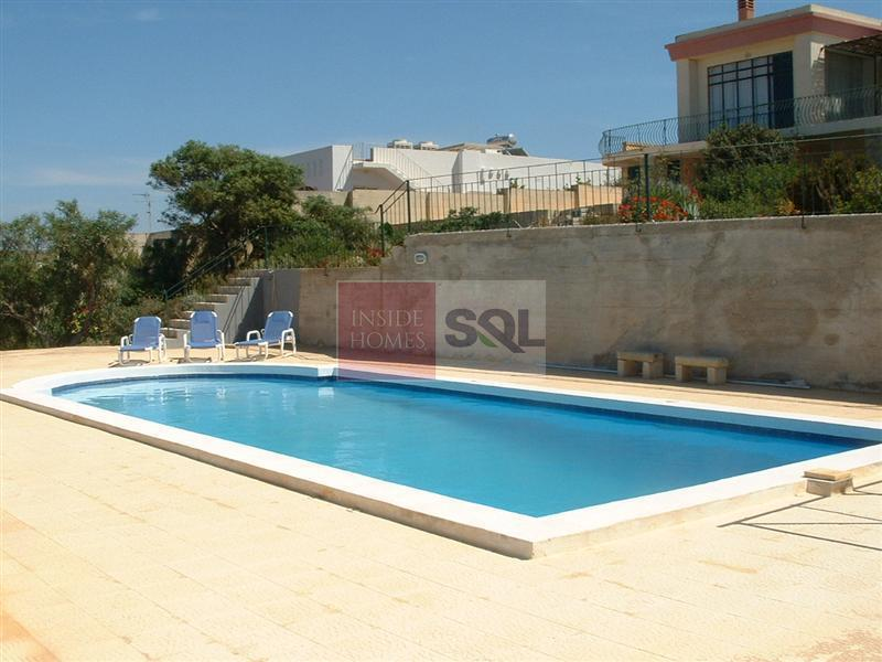 Bungalow in Mellieha To Let