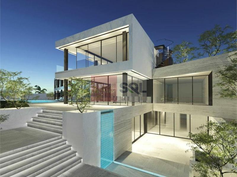 Villa in madliena for sale ref 21467 selective quality for Pool design malta