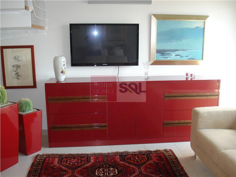 Duplex Apartment in Portomaso To Let