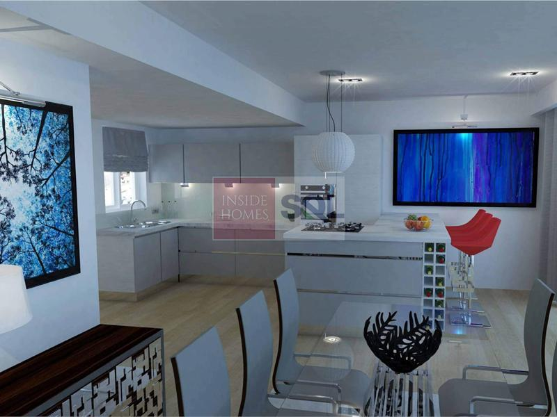 Penthouse in Sliema For Sale