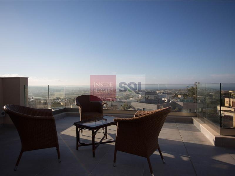Penthouse in San Pawl Tat-Targa To Rent
