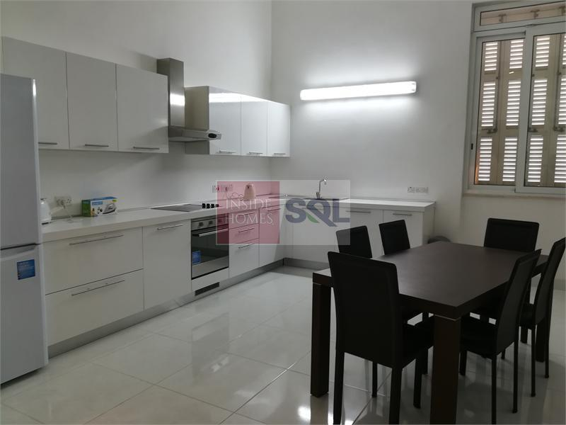 Maisonette in Sliema To Let
