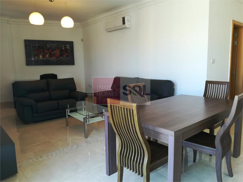 Penthouse in Sliema To Rent