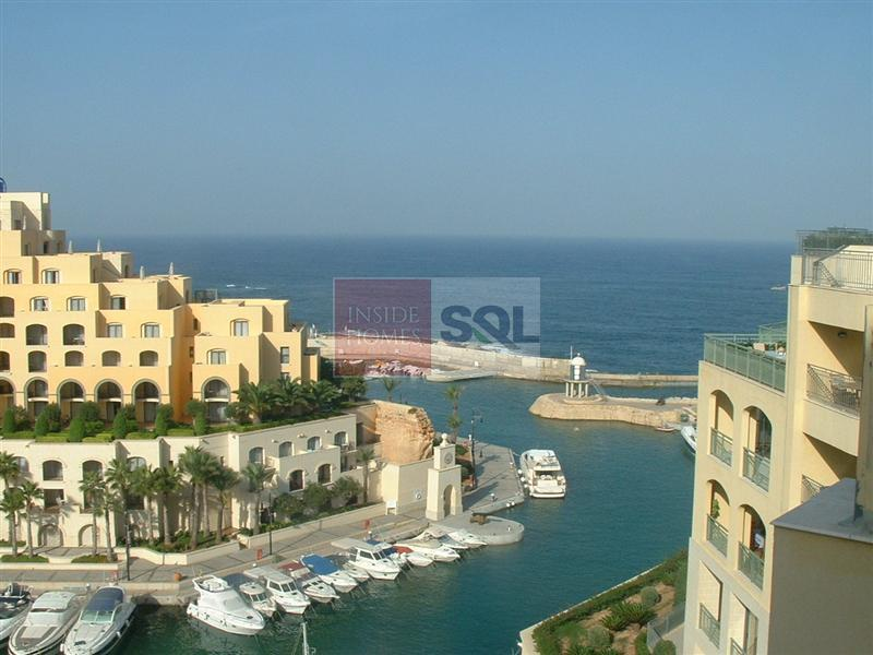 Apartment in Portomaso For Sale / To Let