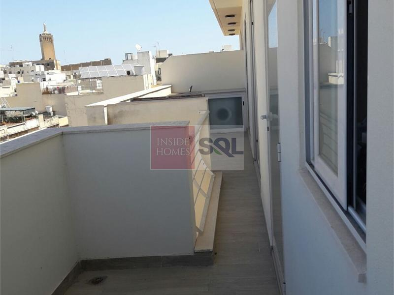 Penthouse in Pieta To Rent