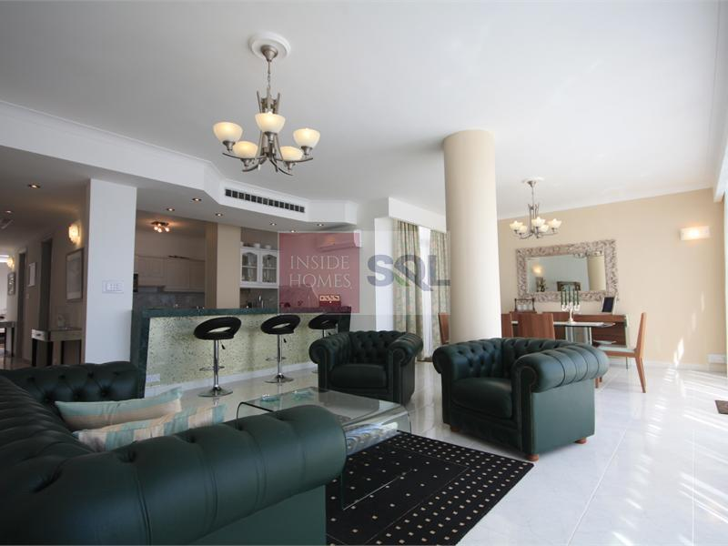 Penthouse in St. Julians To Let