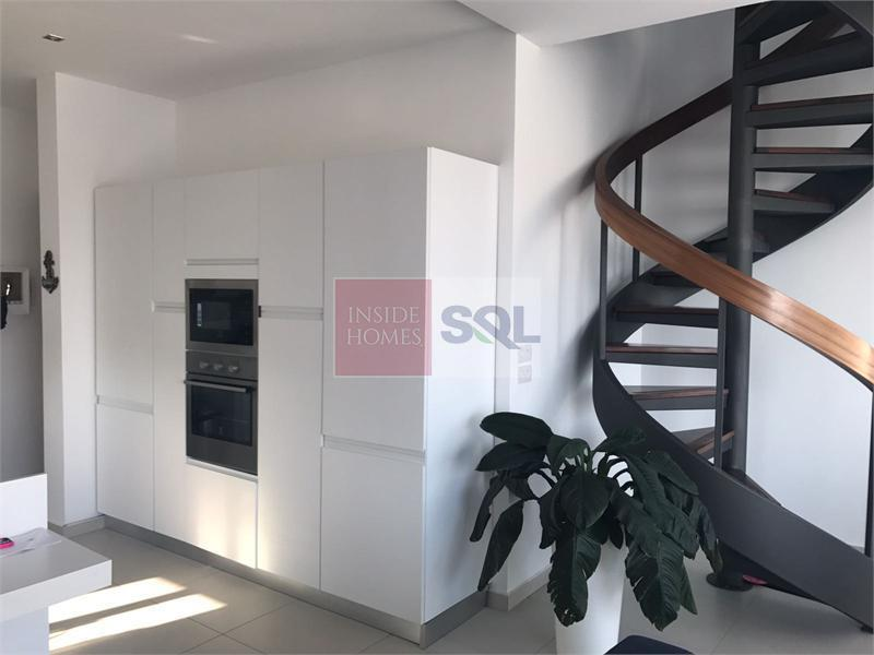 Penthouse in St. Paul's Bay To Rent