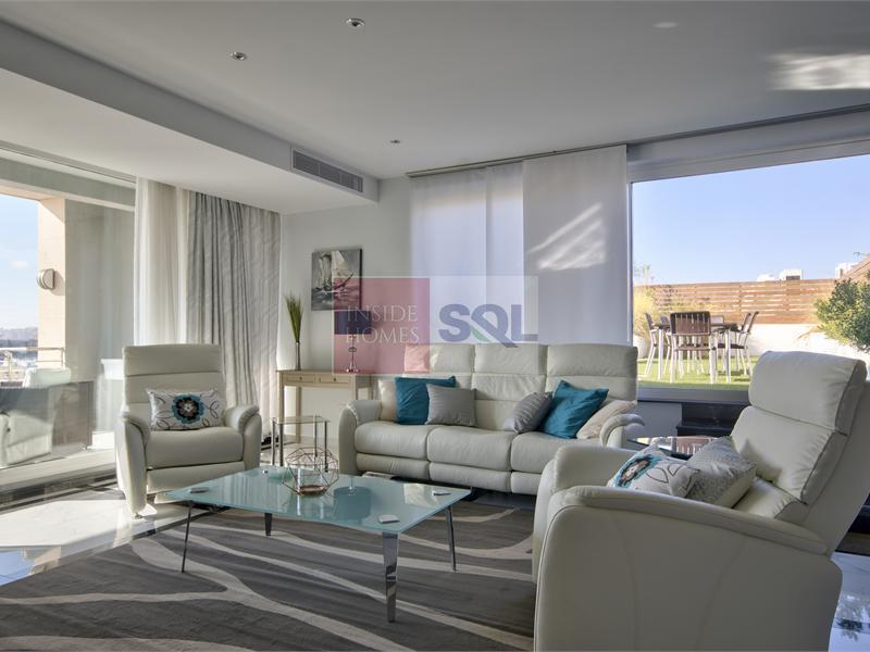 Penthouse in Ta' Xbiex For Sale / To Rent