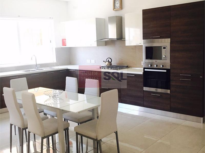 Maisonette in Marsaxlokk To Let