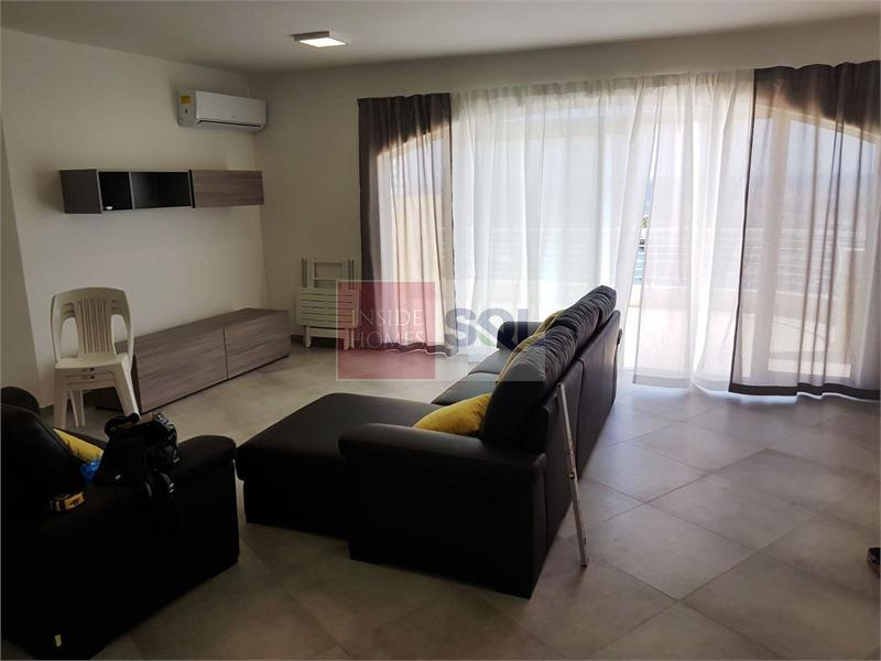 Apartment in Marsascala To Let
