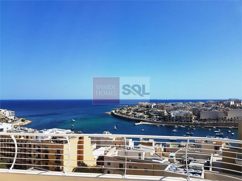 Garage To Let In Marsascala: Apartment In Marsascala To Let Ref 22381