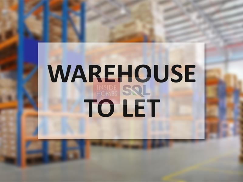 Warehouse in Mosta To Rent