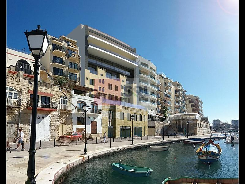Apartment in St. Julians For Sale