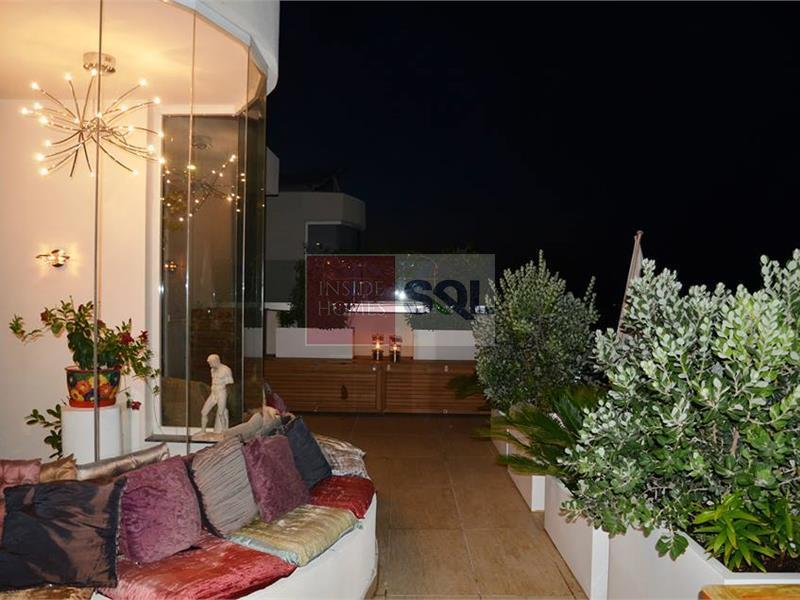 Duplex Penthouse in Swieqi For Sale
