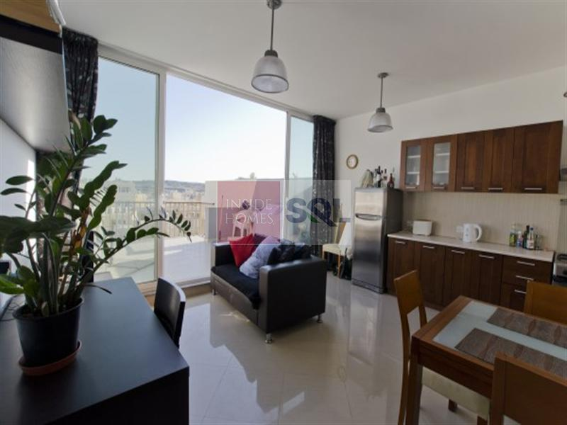 Penthouse in Bugibba To Rent