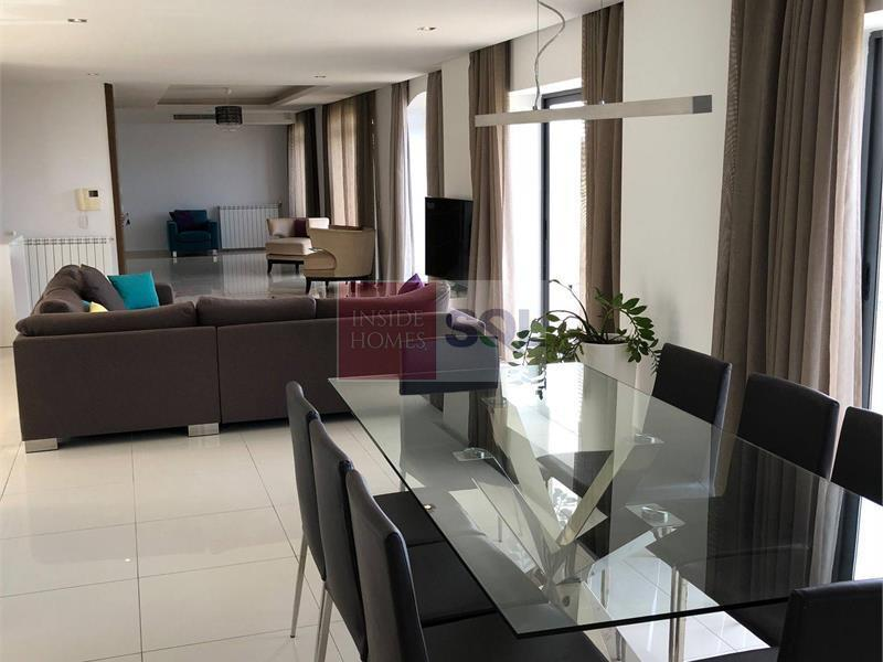 Penthouse in Madliena To Rent