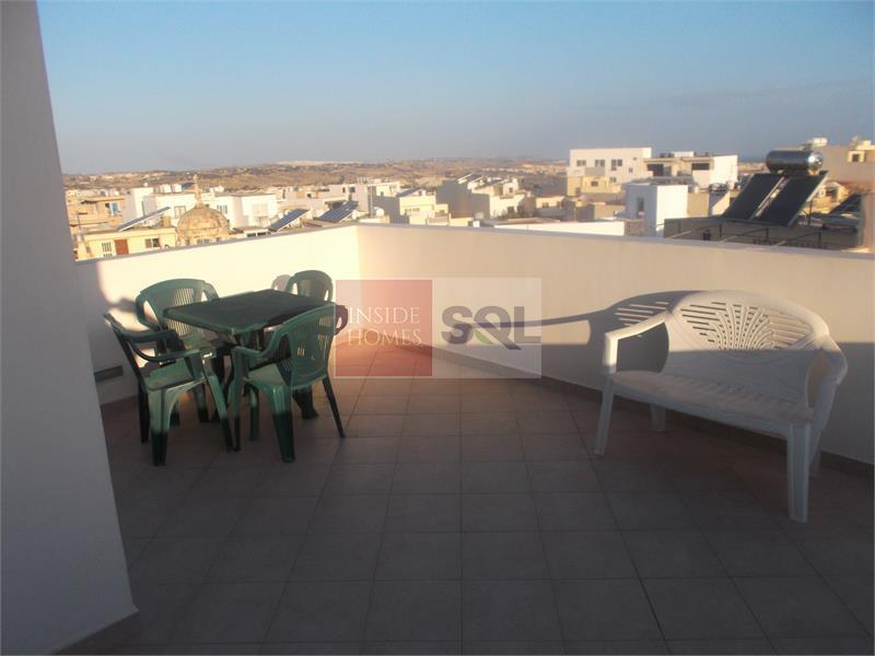 Penthouse in Naxxar To Let