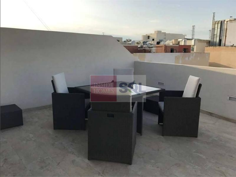 Penthouse in Swatar To Rent