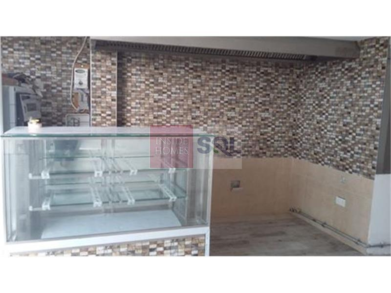 Retail/Catering in Bugibba To Let