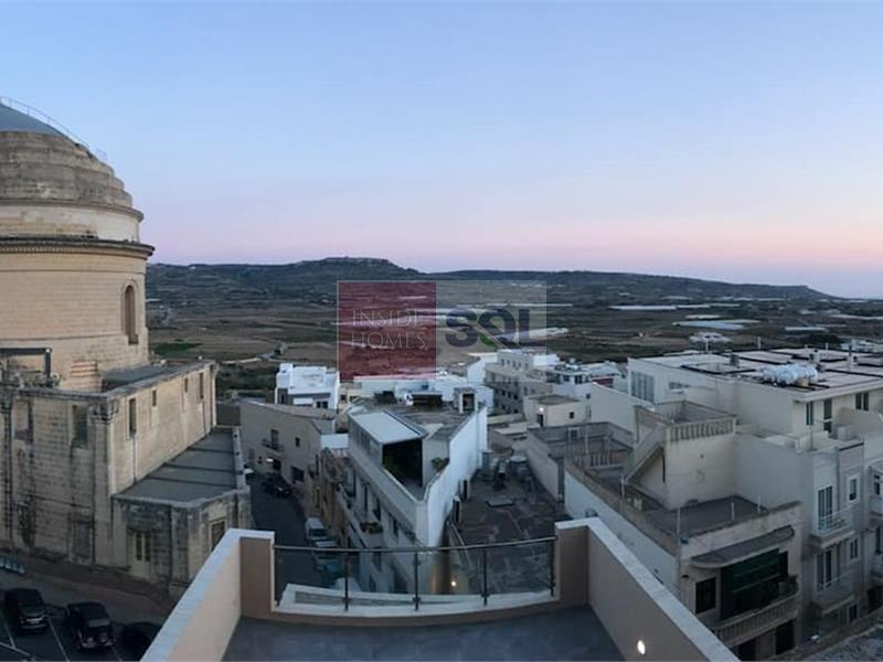 Penthouse in Mgarr To Let