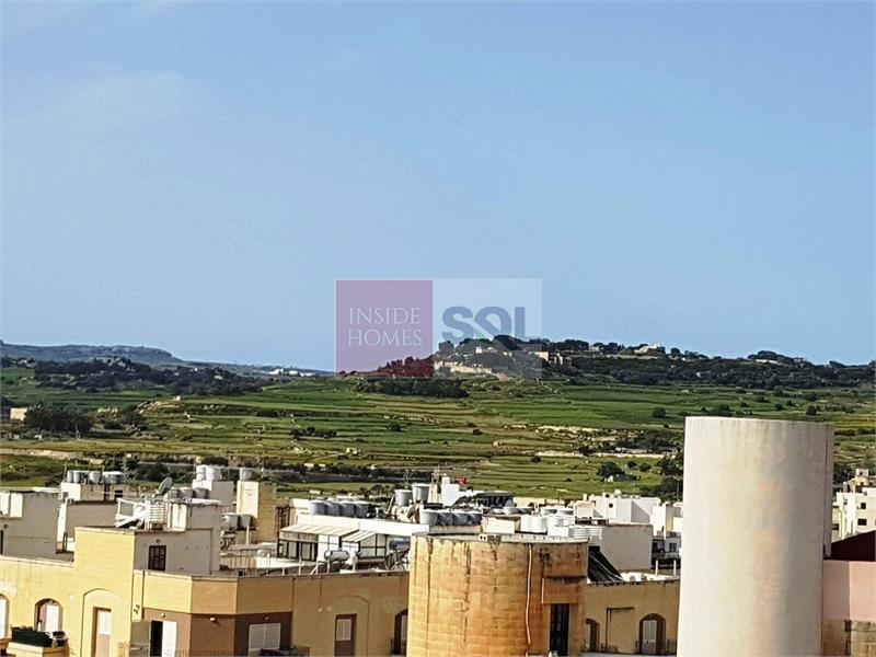 Penthouse in Bugibba To Let