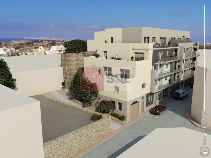 Penthouse in Mgarr For Sale