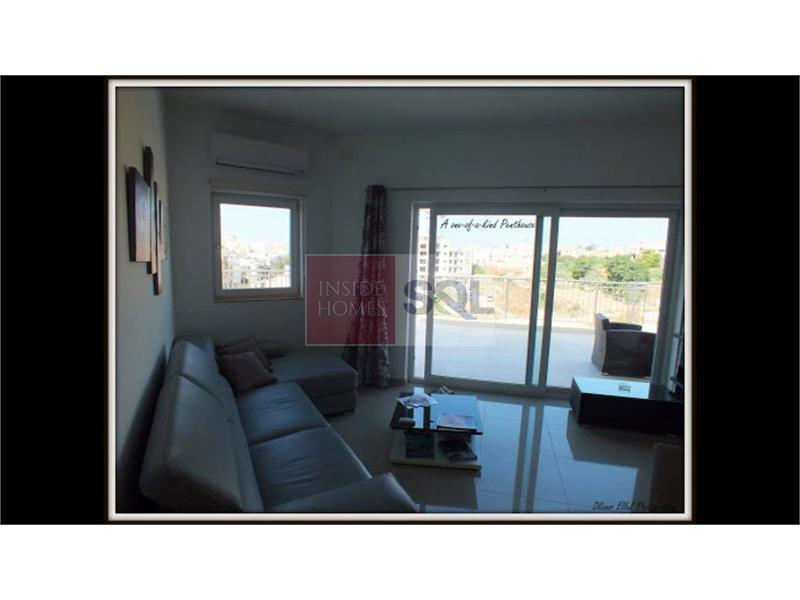 Penthouse in Ta' Giorni To Rent