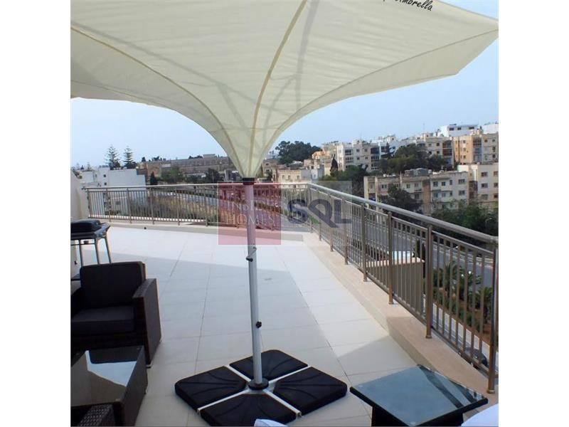 Penthouse in Ta' Giorni To Let