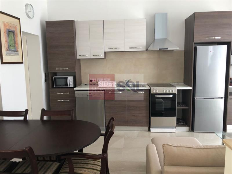 Duplex Penthouse in Sliema To Let