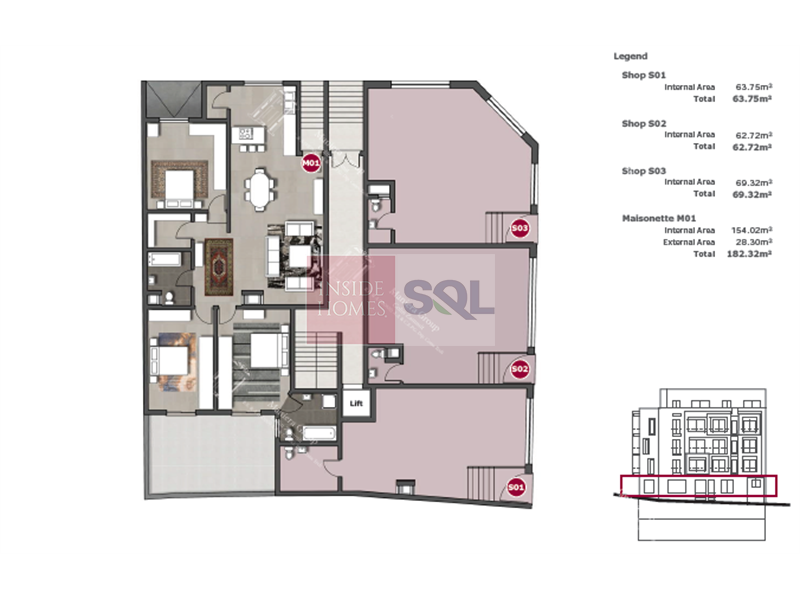 Commercial in Qormi For Sale / To Let