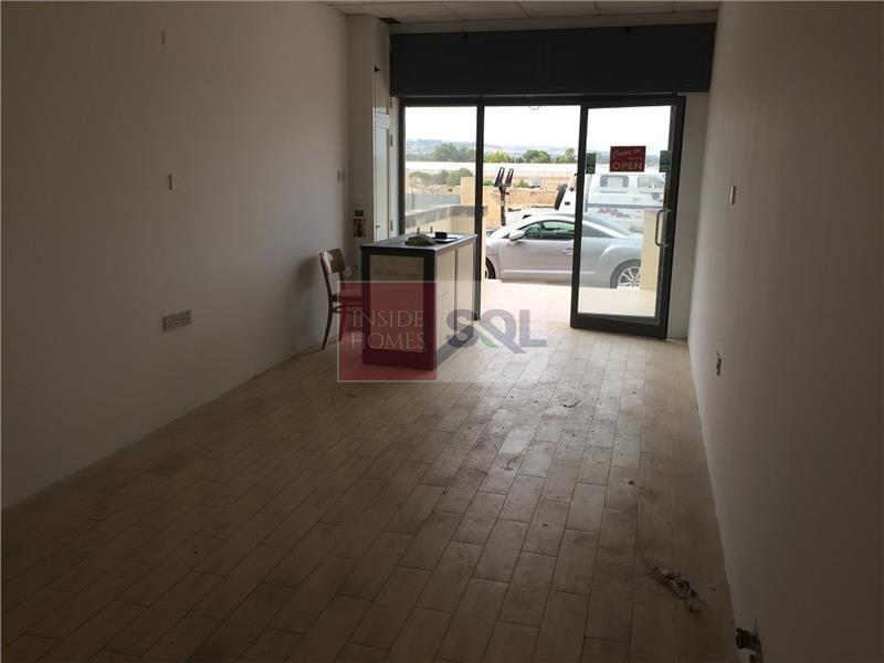 Retail/Catering in Zebbug To Rent