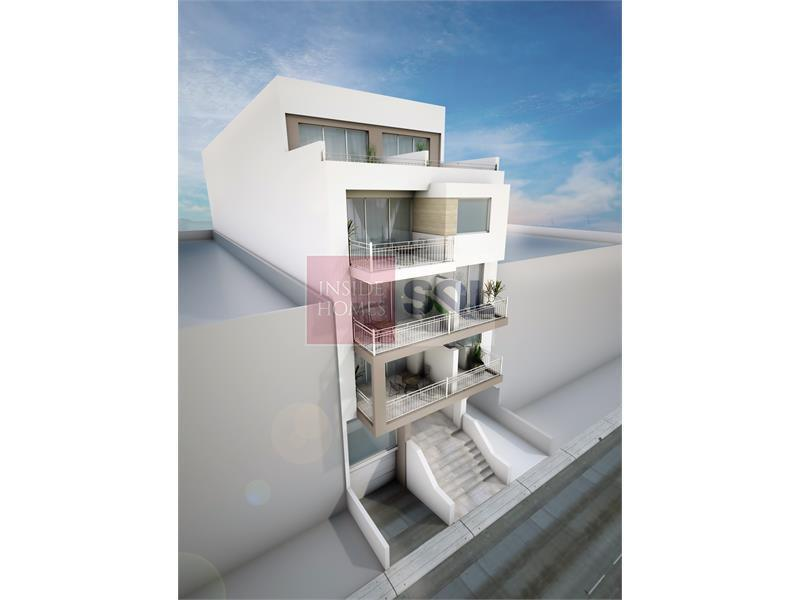 Duplex Penthouse in Naxxar For Sale