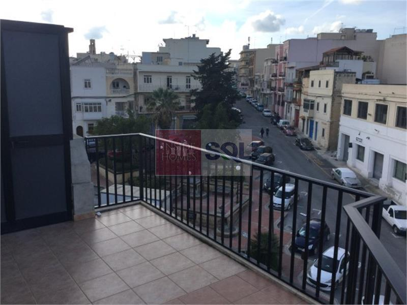 Penthouse in Hamrun To Let