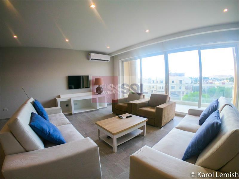 Apartment in Bahar ic-Caghaq To Rent