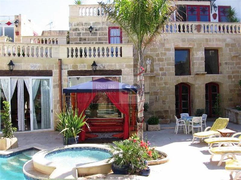 House of Character in Zurrieq To Rent