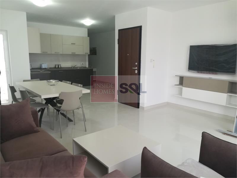 Penthouse in Swieqi To Let