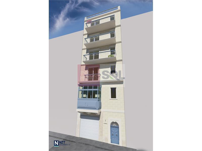 Duplex Penthouse in Gzira For Sale
