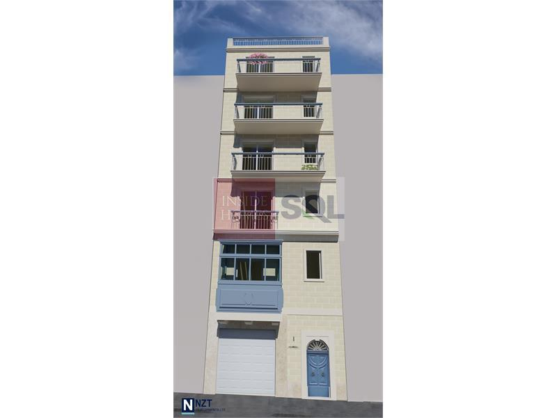 Duplex Apartment in Gzira For Sale
