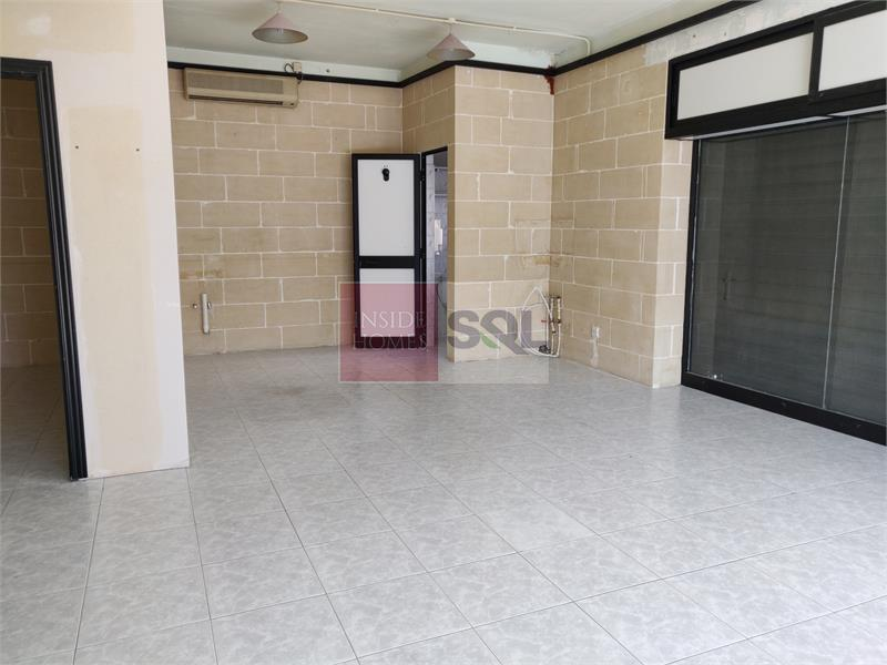 Retail/Catering in Hamrun To Rent