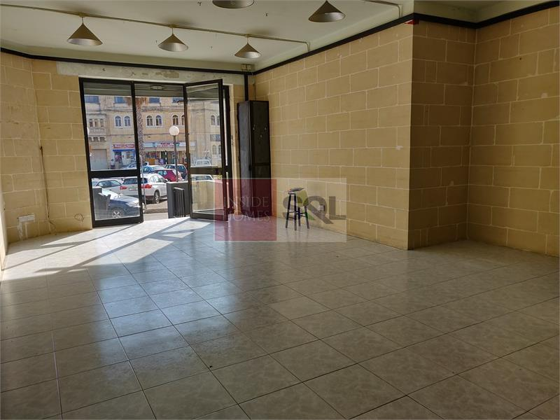 Retail/Catering in Hamrun To Let