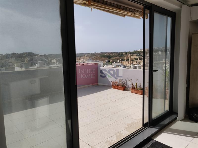 Penthouse in Marsascala To Let