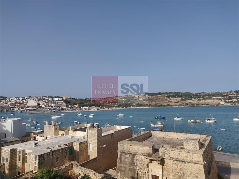 Apartment in Marsaxlokk To Let