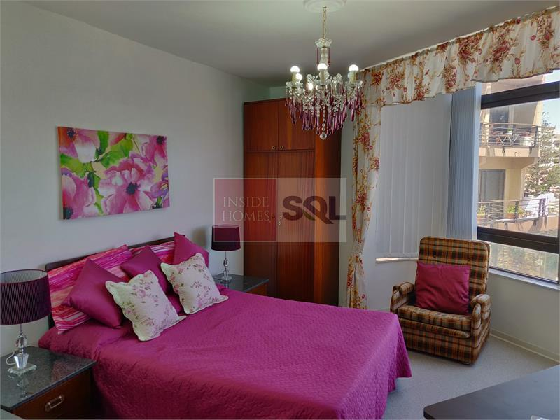 Apartment in Paceville To Let