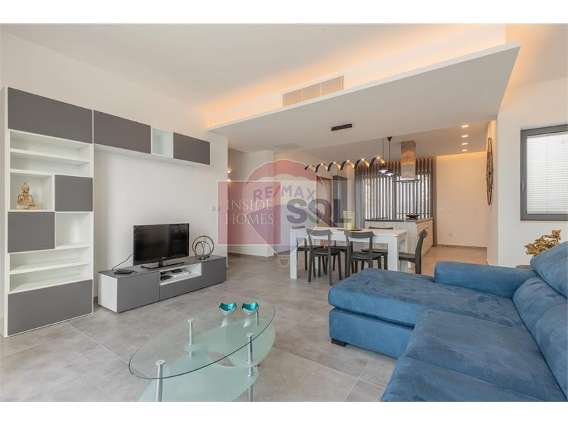 Penthouse in Mellieha To Let