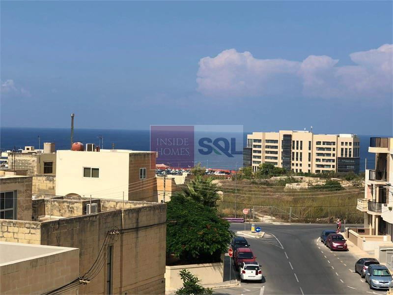 Penthouse in Xghajra To Let