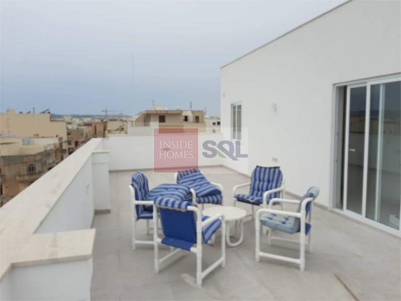 Penthouse in Zebbug To Let