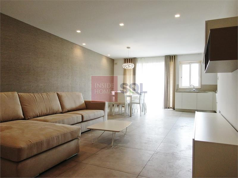 Penthouse in Balzan To Rent