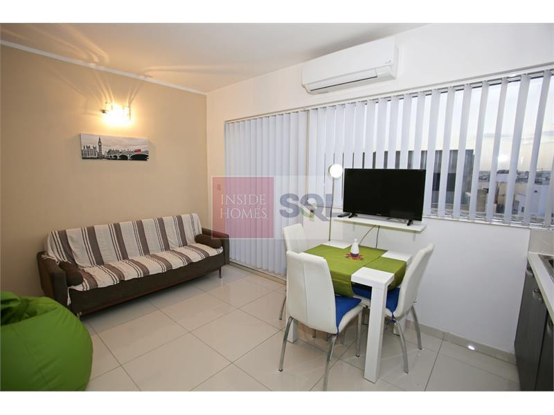 Studio Penthouse in Msida To Let