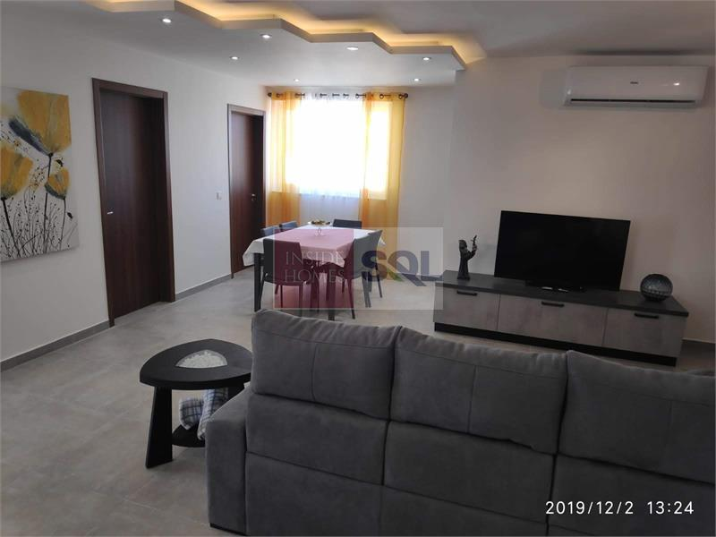 Apartment in Guardamangia To Let